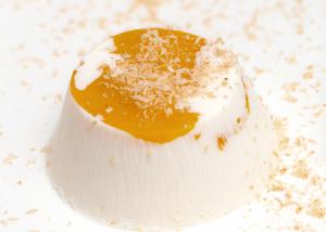 Panna cotta met gember (ingezonden recept)