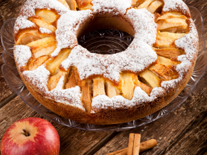 Appelcake (ingezonden recept)