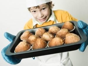 Amarettomuffins (ingezonden recept)