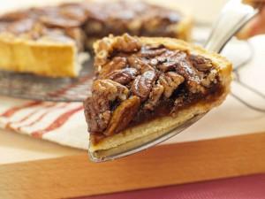 Pecannotentaart met bourbonroom (ingezonden recept)