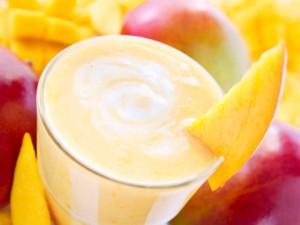 Zonnige mangoshake (ingezonden recept)