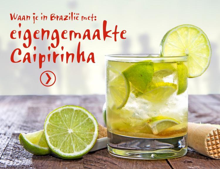 recept Caipirinha