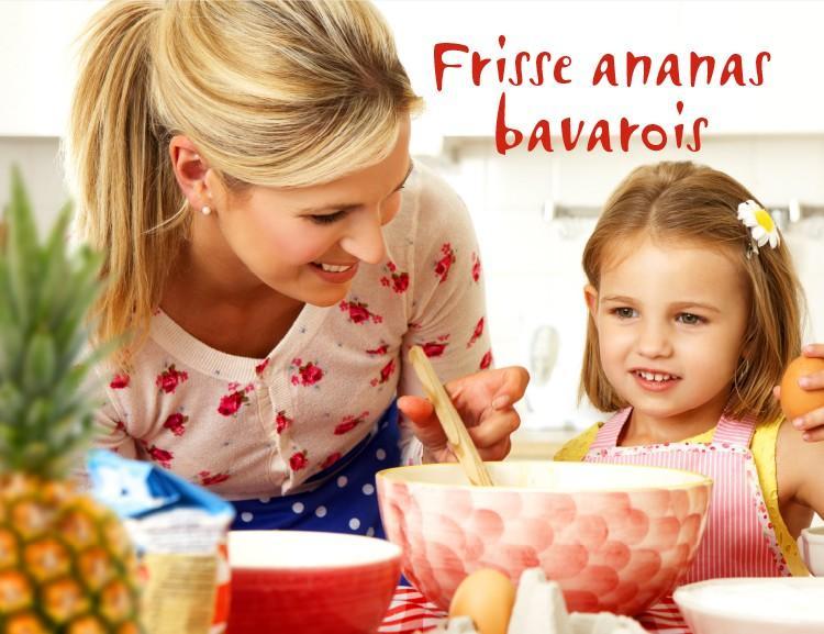ananas-bavarois